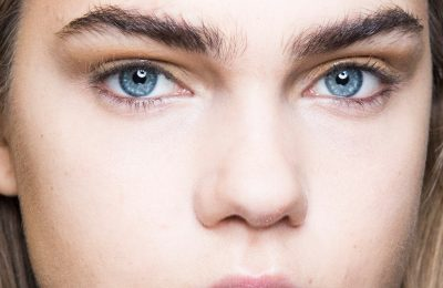 How to Deal with Overplucked Eyebrows