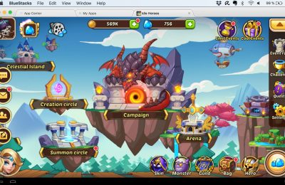 How to download Idle Heroes on PC and some fantastic features of it?